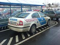 Szabálytalankodó rendőrök